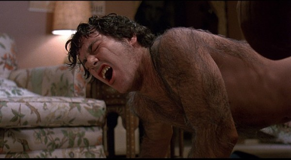 An American Werewolf in London - The Change
