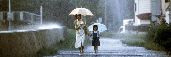 Dark Water Mum & Daughter