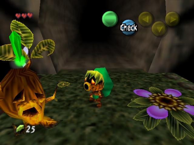 Game Review: The Legend of Zelda: Majora's Mask (N64