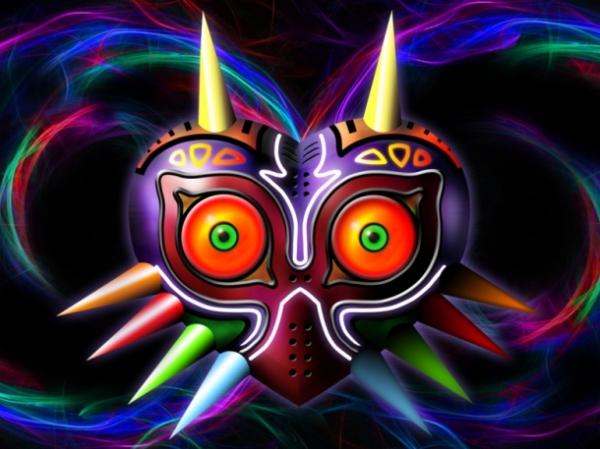 Majora's Mask - teh mask