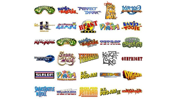 Rare Replay The Games
