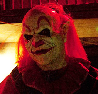 The Houses October Built Clown 2