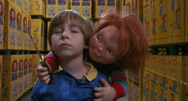 Child's Play 2 Chucky & Andy 2