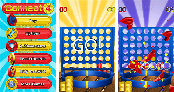 Connect4Screens