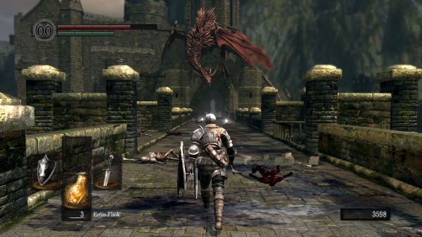 Dark Souls - Dragon