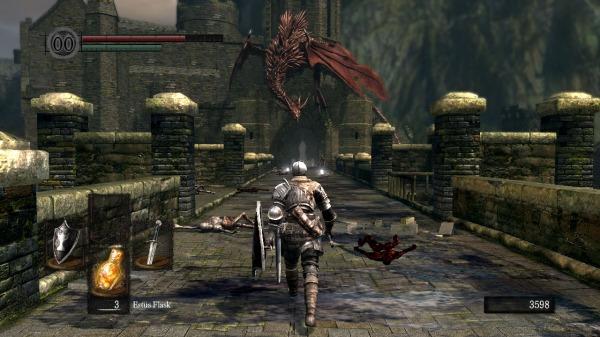 Dark Souls - Dragon
