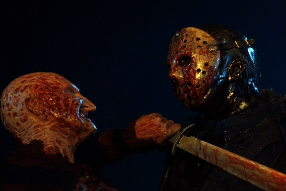 Freddy vs Jason - Face Off 2