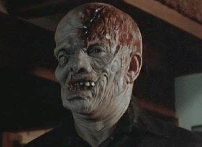 Friday the 13th 4 - Jason Face