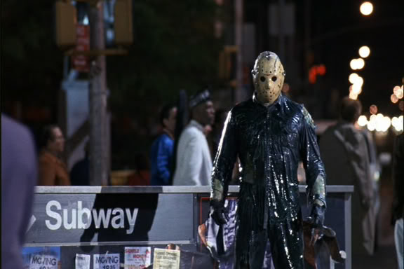 Friday the 13th 8 Jason in Manhattan