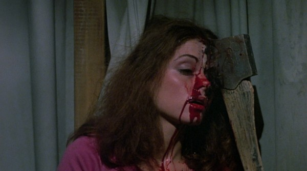 Friday the 13th Axe to the Face
