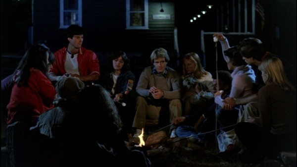 Friday the 13th Part 2 Campfire