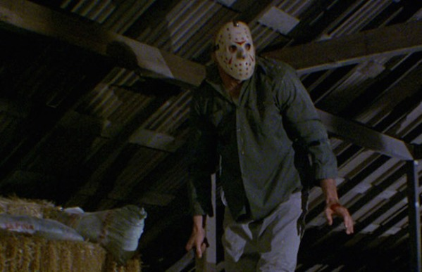 Friday The 13th Part 3 Jason