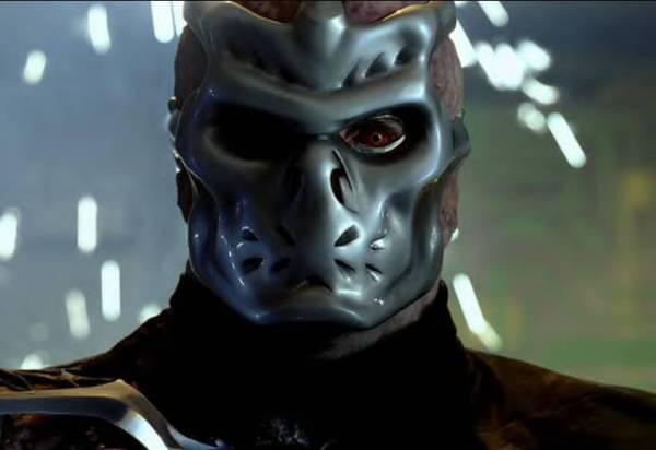 Jason X - Robot Jason