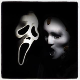 Scream Masks