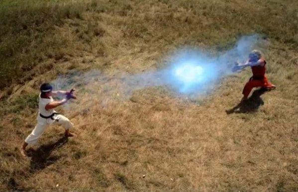 SF Ken vs Ryu 2