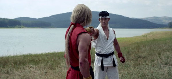 SF Ken vs Ryu 3