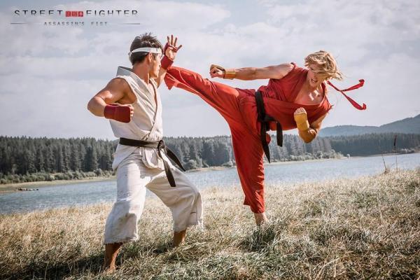 SF Ken vs Ryu