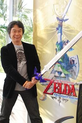 Shig Zelda