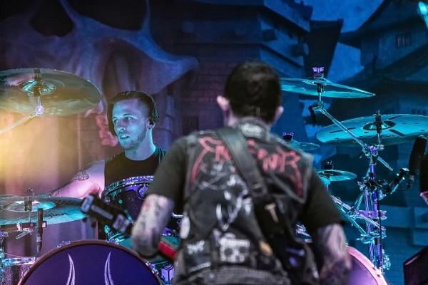 trivium drums