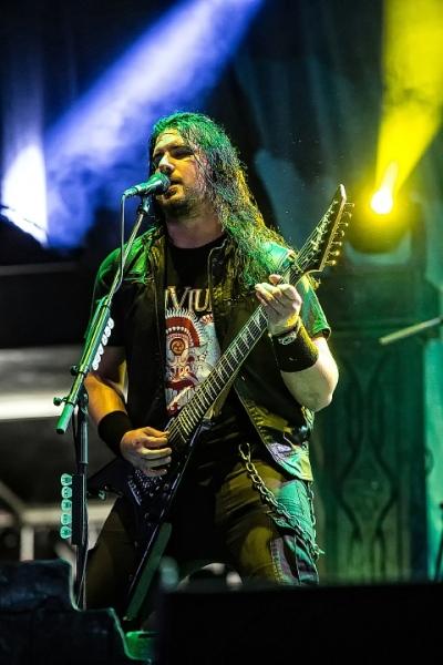 Trivium guitars