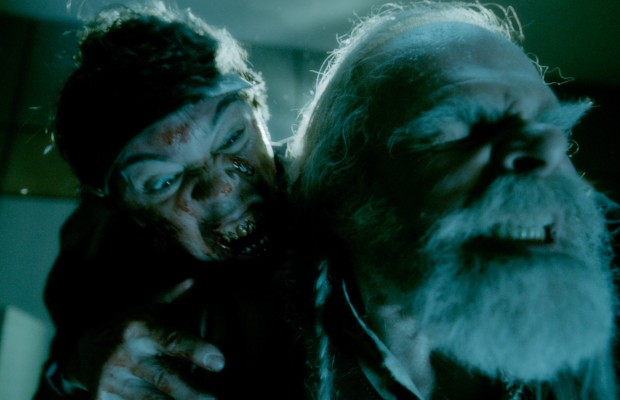 A Christmas Horror Story.Horror Movie Review A Christmas Horror Story 2015 Games