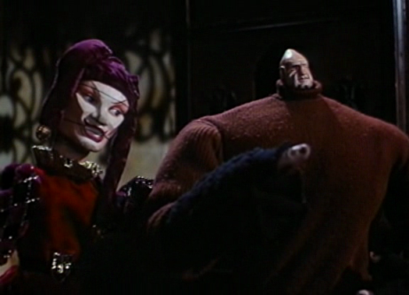 Curse of the Puppet Master 1