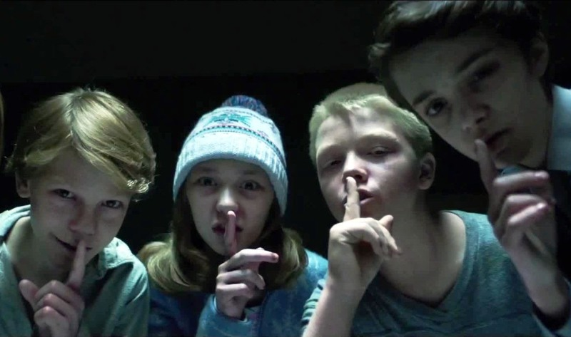 Sinister 2 Ghost Kids