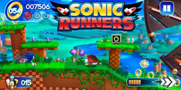 Sonic Runners 10