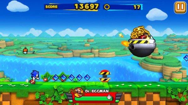 Sonic Runners 2