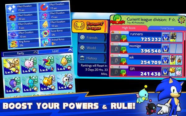 Sonic Runners 6