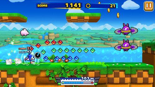 Sonic Runners 8