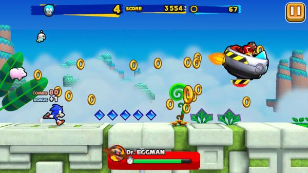 Sonic Runners 9