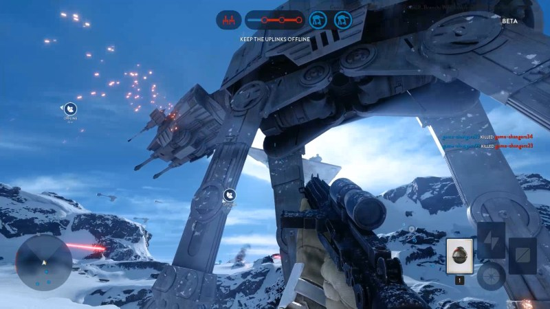 Star Wars Battlefront 12