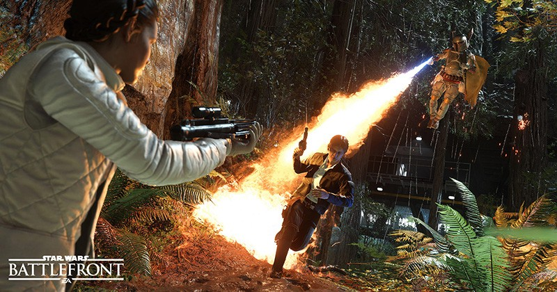 Star Wars Battlefront 13