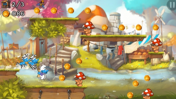 The Smurfs Epic Run 4