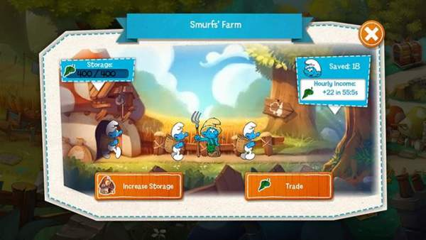 The Smurfs Epic Run 6