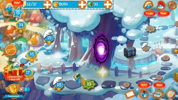 The Smurfs Epic Run 8