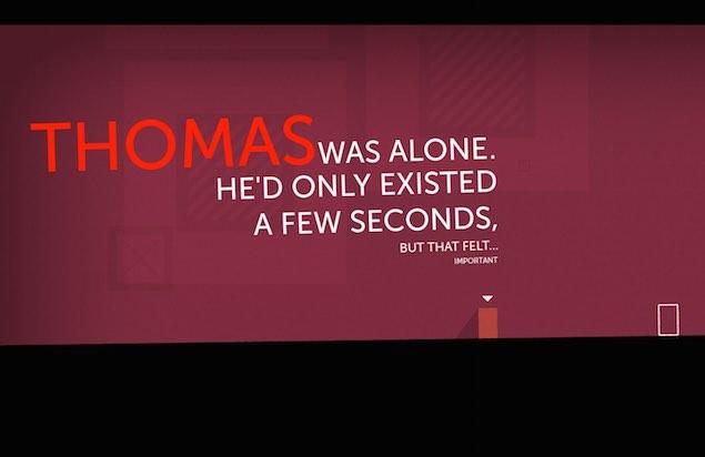 Thomas Was Alone 6