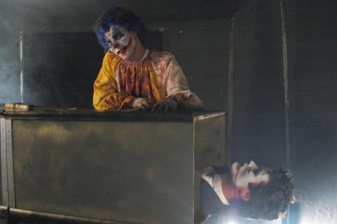 Klown Kamp Massace 1