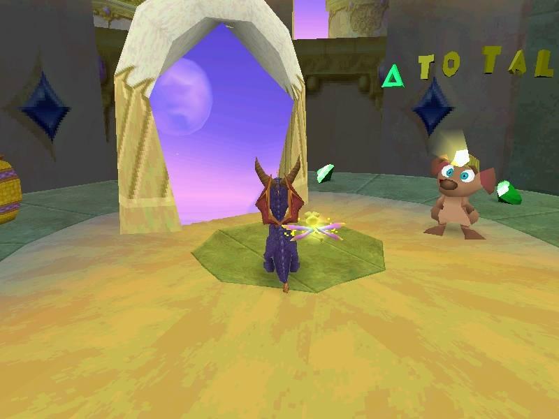Spyro 2 Pic 1
