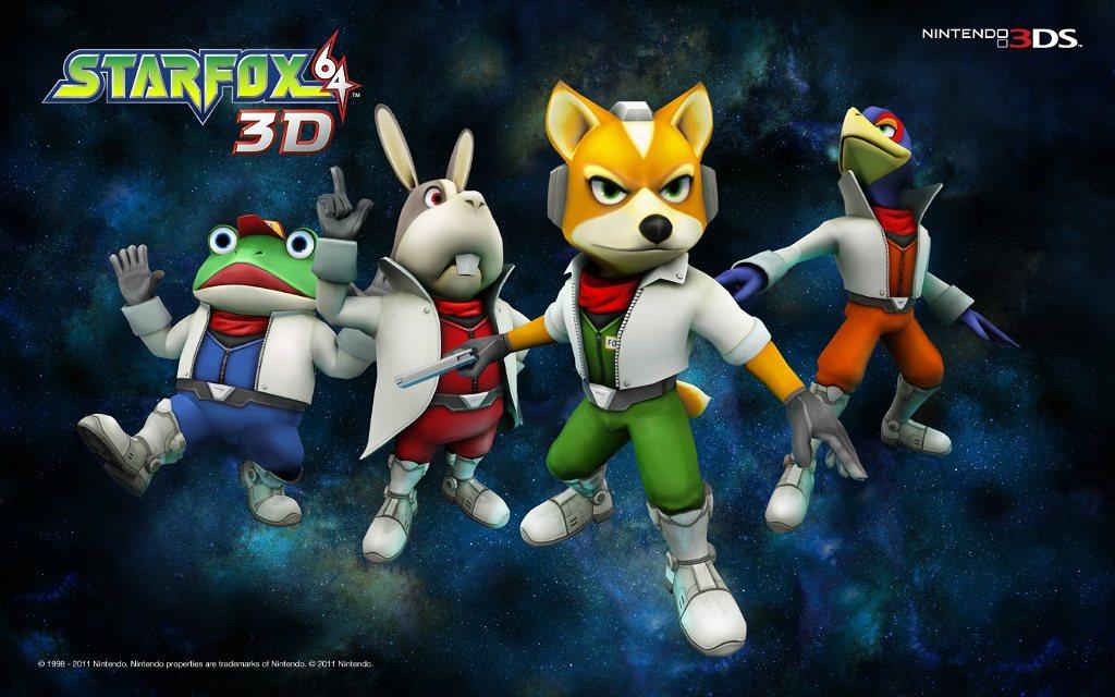 Starfox 1