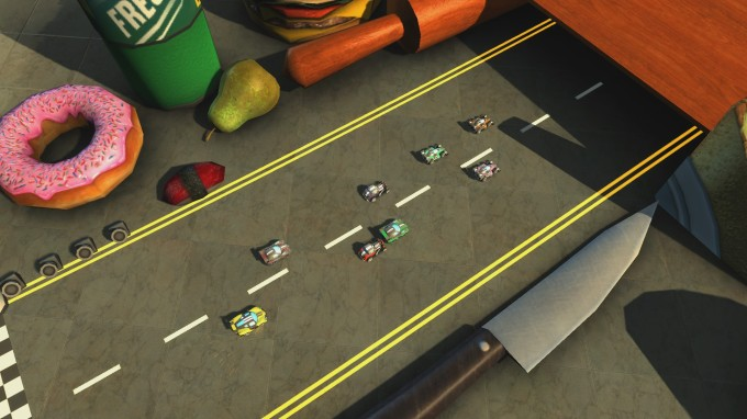Super Toy Cars 4