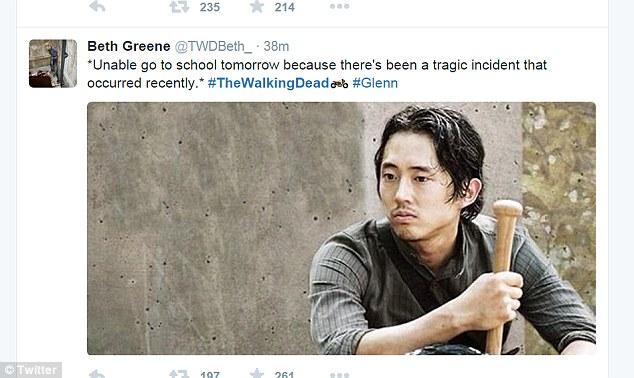 Walking Dead Twitter 2