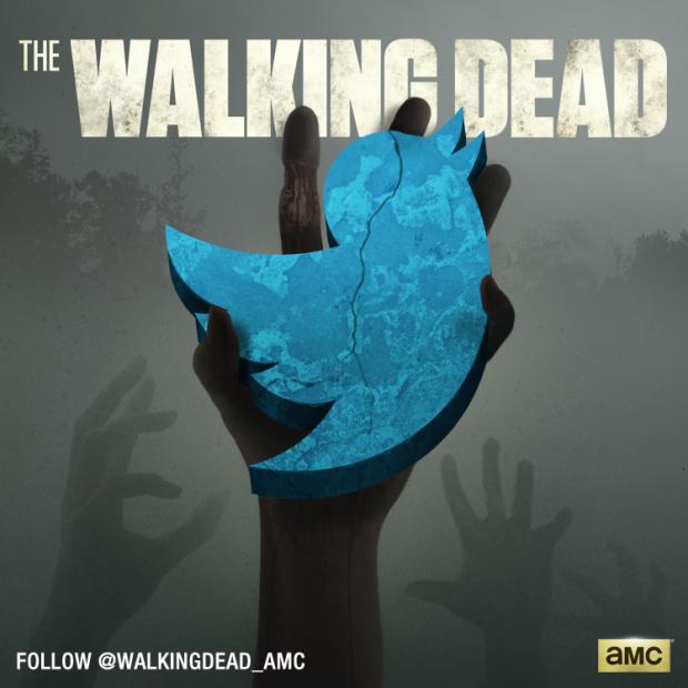 Walking Dead Twitter