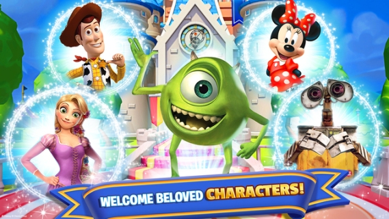 Disney Magic Kingdoms Pic 4