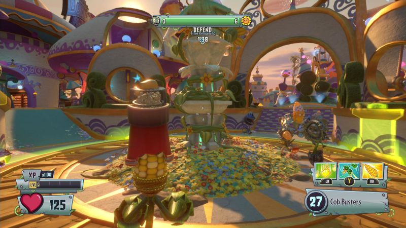 Game Review: Plants vs Zombies: Garden Warfare 2 (Xbox One