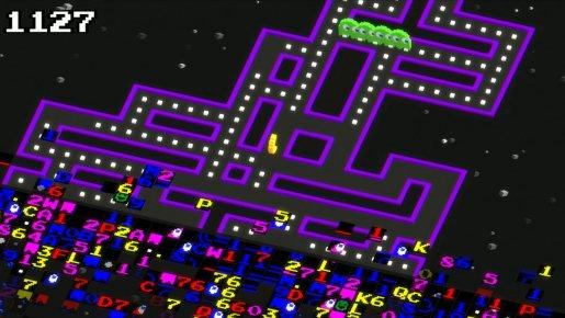 Pac Man 256 Pic 1