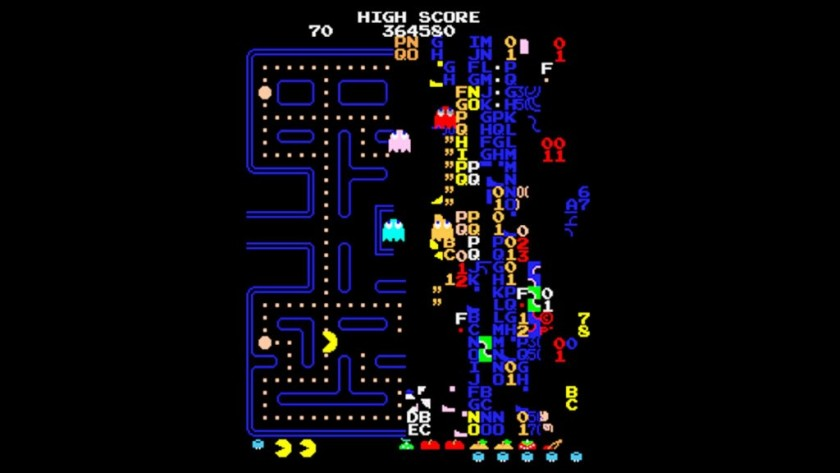 Pac Man 256 Pic 2