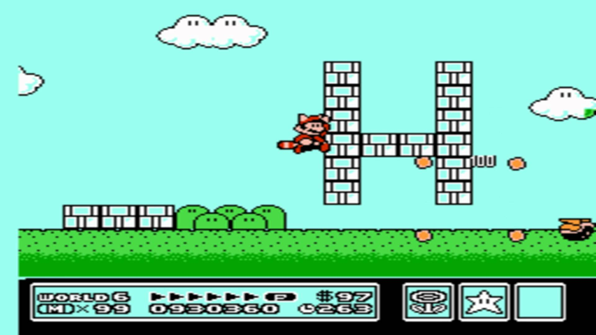 Super Mario Bros 3 Pic 1