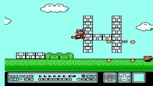 Super Mario Bros 3 Pic 1